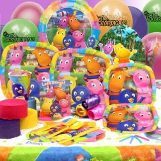 16208 Results In Halloween Costumes Backyardigans Deluxe Party Kit