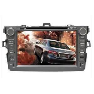 XTRONS For Toyota Corolla 2007 2008 2009 2010 in Dash Car DVD Player