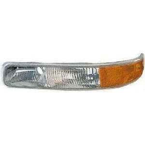 99 02 CHEVY CHEVROLET SILVERADO PICKUP PARKING LIGHT LH (DRIVER SIDE