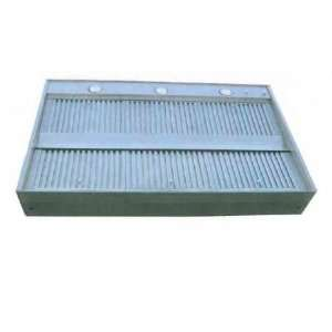 L7236 36 Stainless Steel Hood Barbecue Liner With