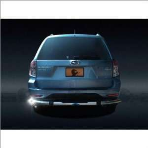 Horse Stainless Steel Bumper Guard 09 10 Subaru Forester Automotive
