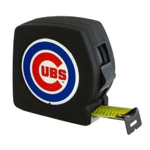 Chicago Cubs   MLB 25 Black Tape Measure