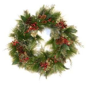 Good Tidings 8398014 Artificial Christmas Wreath 31 Inches