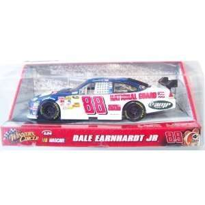 Dale Earnhardt Jr 124 Scale Diecast Blue Car 88 Amp