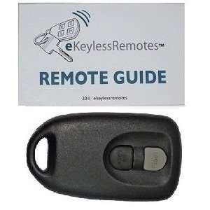 1993 1998 Mazda MPV Keyless Entry Remote Fob Clicker With Do