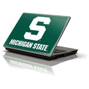 Michigan State University S skin for Generic 12in Laptop