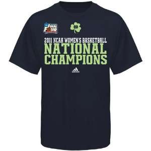 NCAA adidas Notre Dame Fighting Irish 2011 NCAA Womens Basketball