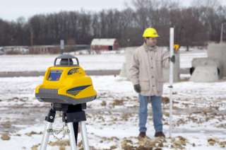 Spectra Precision Laser LL300 2 Automatic Self leveling Laser Level