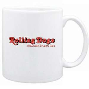 New  Rolling Dogs  Catahoula Leopard Dog  Mug Dog