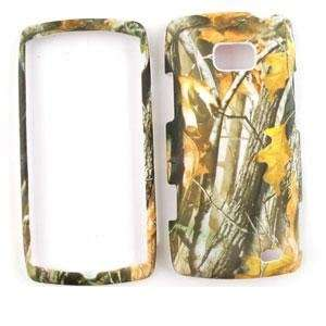LG ALLY VS740 Big Branch CAMO CAMOUFLAGE HUNTER HARD PROTECTOR COVER
