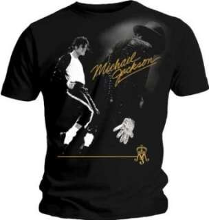 MICHAEL JACKSON T SHIRTS   MICHAEL JACKSON EXCLUSIVE MOVE