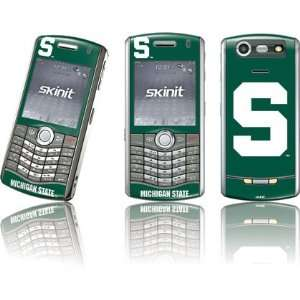 Michigan State University S skin for BlackBerry Pearl