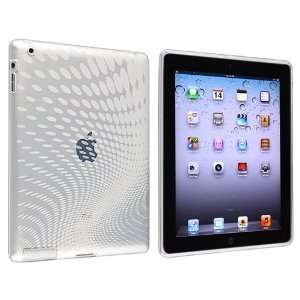 TPU Rubber Skin Case compatible with Apple ® iPad® 3
