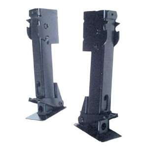4 Telescoping Swing Down Trailer Jacks (1,000 pound cap