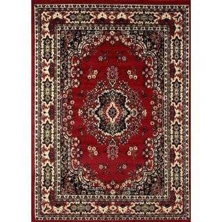 by 7 Feet 4 Inch Area Rug, Country Blue