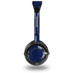 Skullcandy Lowrider Headphone Skin   Solids Collection Navy Blue