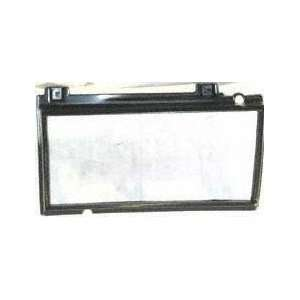 86 87 TOYOTA COROLLA HEADLIGHT DOOR LH (DRIVER SIDE), Sedan (1986 86
