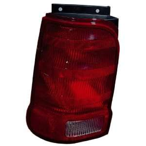 Ford Explorer Tail Light ~ Left (Drivers Side, LH)  01 / Backup Lamp