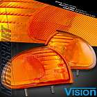 1997 1998 FORD WINDSTAR MINI VAN VISION SIGNAL CORNER LIGHTS AMBER