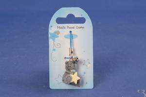 ME TO YOU TATTY TEDDY BEAR WITH ROSE RESIN PIN BADGE